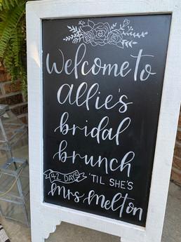 Bridal Brunch 2