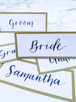Place Cards 2