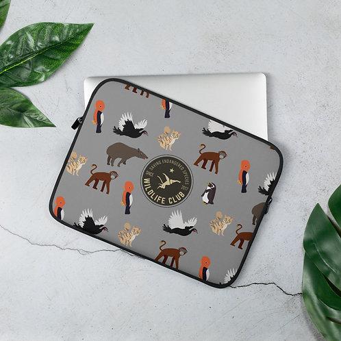 Endangered Species Laptop Cover