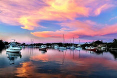 sunset spot bermuda