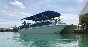 tour boat bermuda