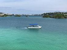 boat tour bermuda