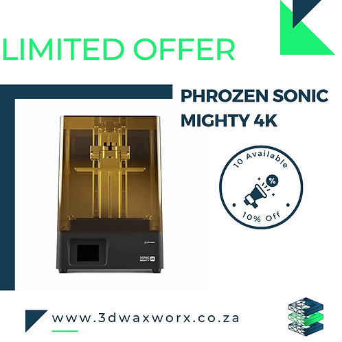 Phrozen Sonic Mighty 4K  (10% Discount code: mighty10)