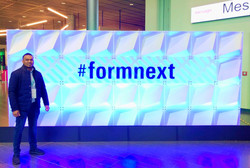 Farrel Pillay 3D Wax Worx Formnext 2019