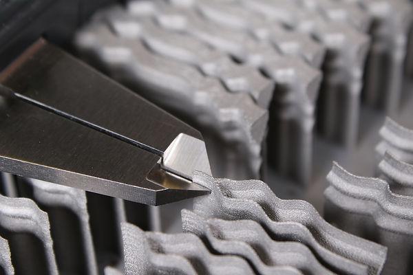ProX-direct metal-close up_lamella_tirem