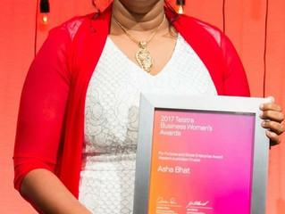 Telstra Business Woman Finalist