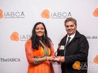 India Australia Business & Community Awards 2018