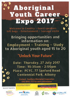 Aboriginal Youth Career Expo 2017