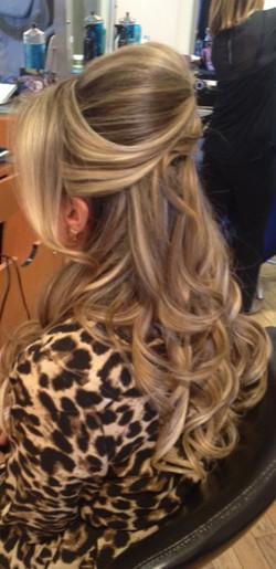 Hairstyle by Roseann