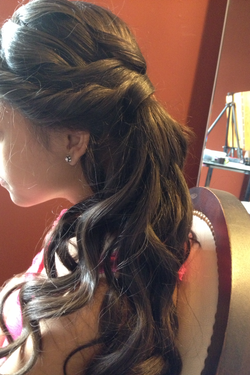 Hairstyle by Nina