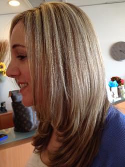 Highlight & Haircut by Nina