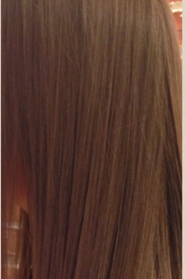 Keratin Treatment by Nina