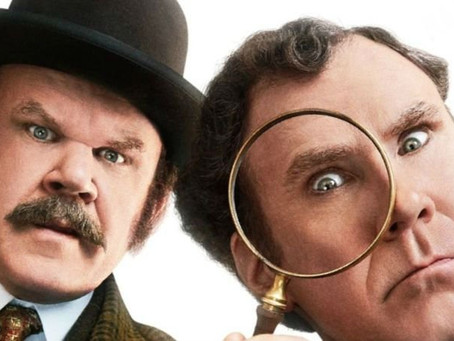 Holmes & Watson. Better with age?