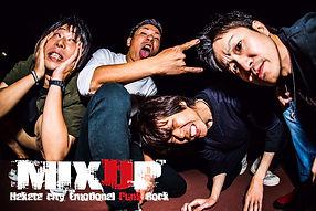 MIX UP, ミックスアップ, 福岡