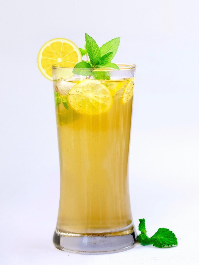 Pear-Lemon Shandy