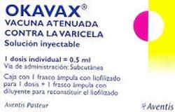 Vacuna Varicela