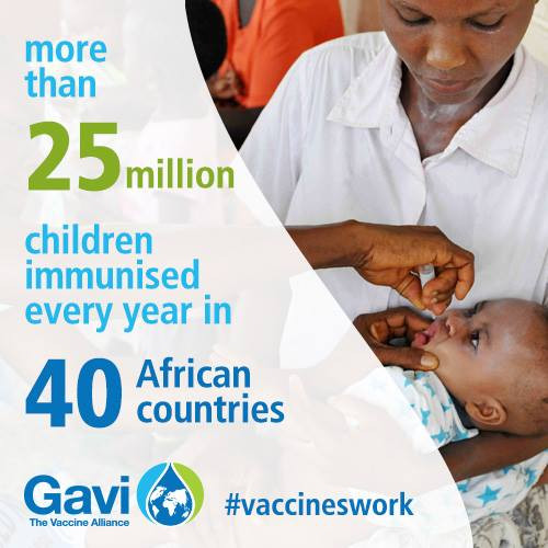 Todos los esfuerzos por mejorar nuestro planeta, uno de ellos es la vacunación universal...