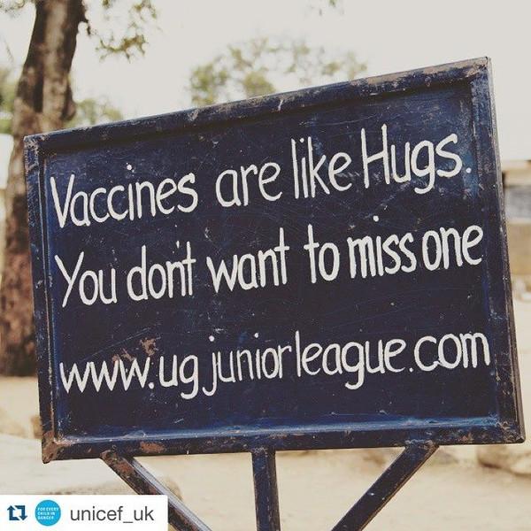 Las vacunas salvan vidas...