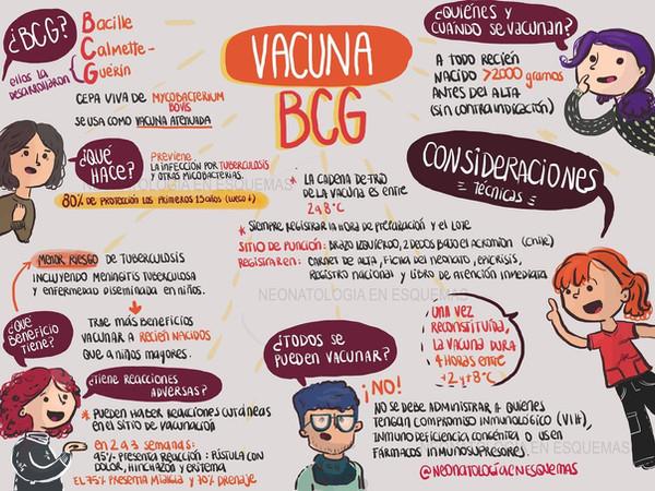 Vacuna BCG en Monterrey