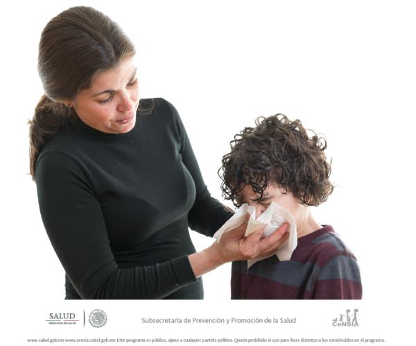 Campaña de Vacunación contra la Influenza 2015-2016 en Monterrey