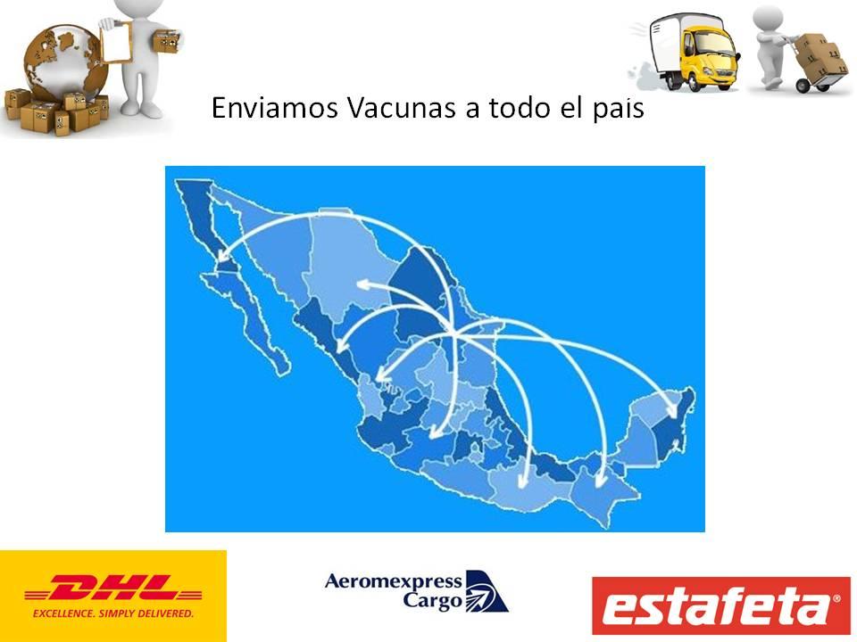 Envíos a Todo México