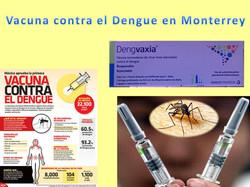 Vacuna Dengue Monterrey