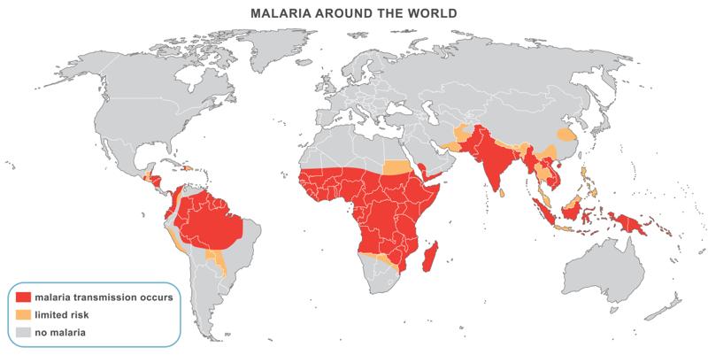 Prevención de Malaria en Monterrey