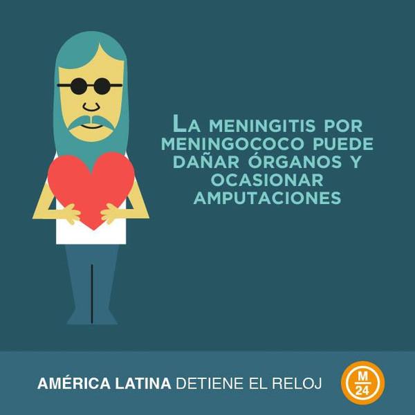 Vacuna contra el meningococo en Monterrey