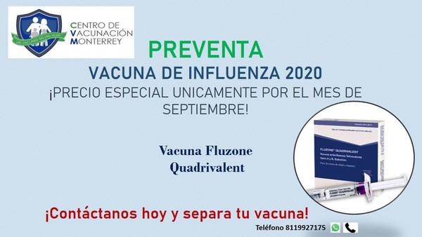 Copia de Copia de Copia de Campaña de Vacunación contra la Influenza temporada 2020-2021
