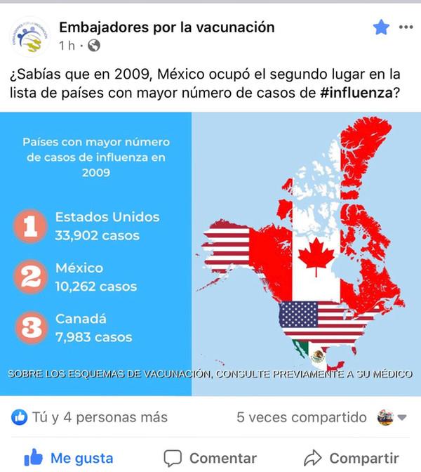 Vacuna contra la Influenza en Monterrey