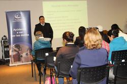 Pláticas de Salud y Prevención