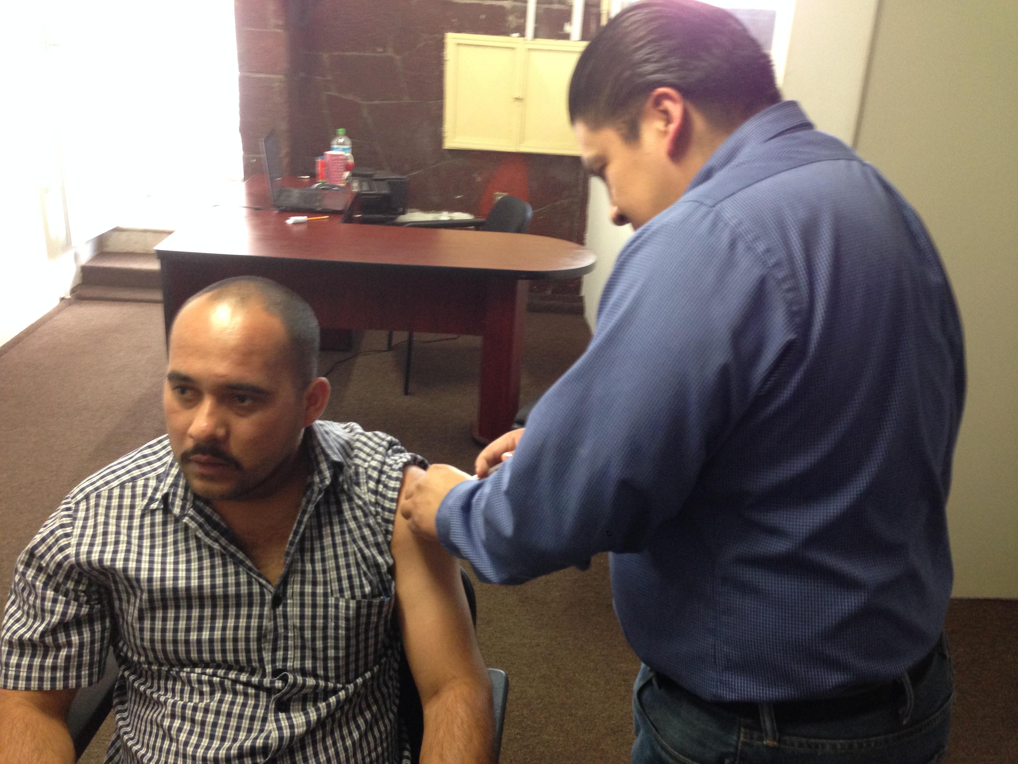 Campañas de Vacunación a empresas