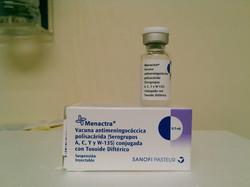 Vacuna Meningitis (Meningococo)