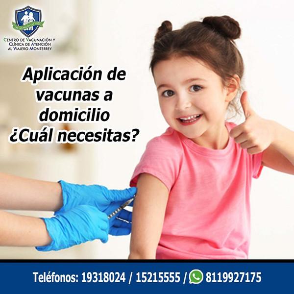 Vacuna BCG Tuberculosis en Monterrey