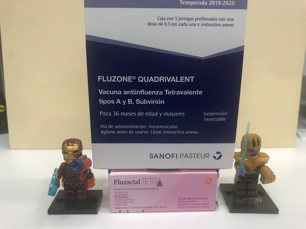 Vacuna Influenza en Monterrey