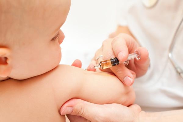 Vacunas pediátricas