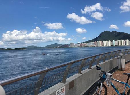 New Territories Bike Ride