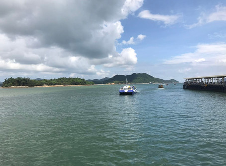 Another cheap day out - Boat trips from Sai Kung