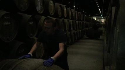 Racing barrels