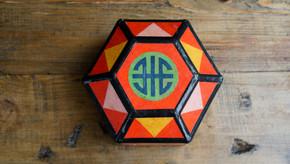 Hanji paper box