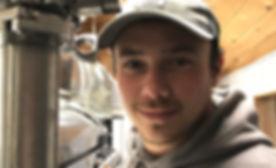 Vermont maple sugar maker Robbie Morrill