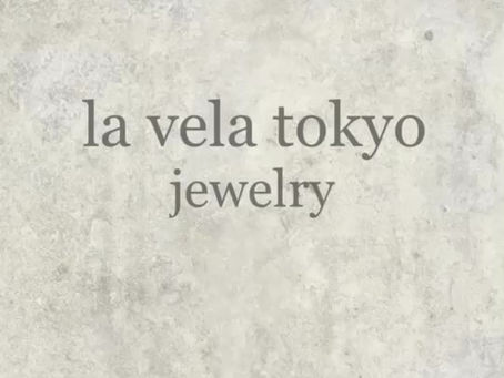 la vela tokyo jewelry 6月販売開始