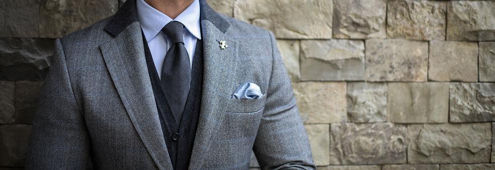Ателье пошива классических мужских костюмов