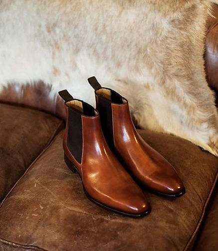 Ботинки на заказ