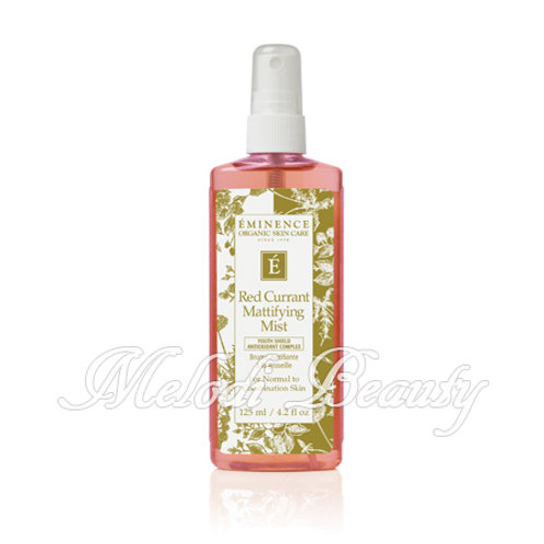 Eminence Red Currant Mattifying Mist 紅加侖子平衡噴霧