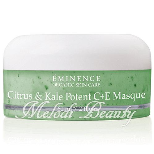 Eminence Citrus & Kale Potent C+E Mask 柑橘甘藍強效C+E面膜