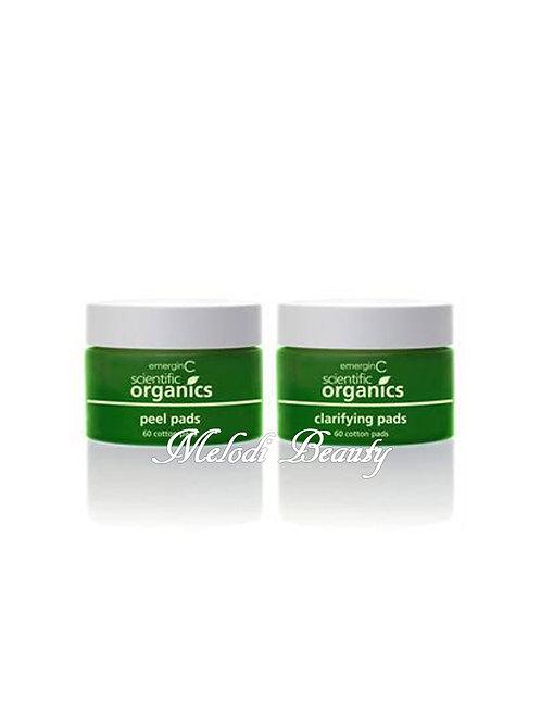 EmerginC At-Home Facial Peel Kit 去角質+淨化煥膚套裝