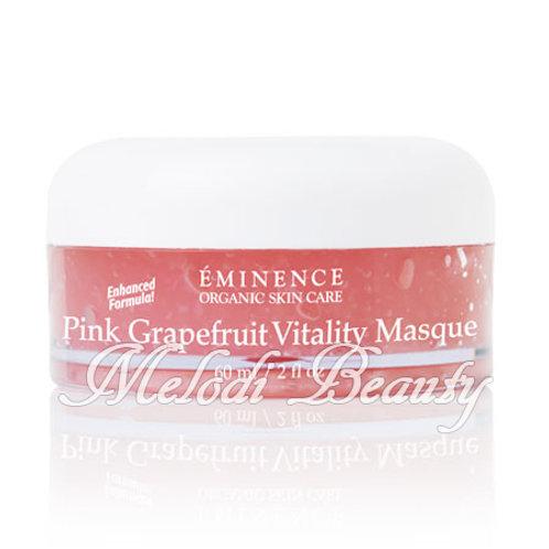 Eminence Pink Grapefruit Vitality Masque 葡萄柚活膚面膜