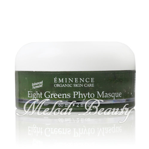 Eminencce Eight Greens Phyto Mask NOT HOT 複合草本再生面膜