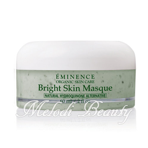 Eminence Bright Skin Masque 美白淡斑面膜
